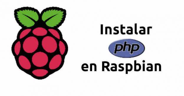 Instalar PHP en Raspbian