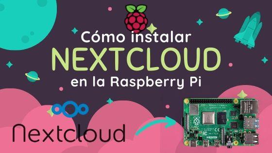 instalar nextcloud raspberry pi