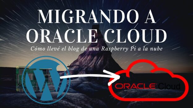 Migrando a Oracle Cloud