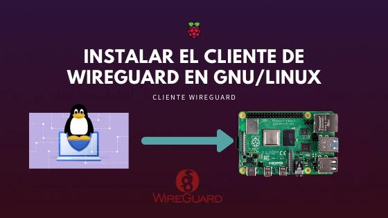 cliente wireguard linux